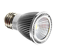 5W E26/E27 LED Spotlight COB 50-400 lm Cool White Dimmable AC 220-240 V