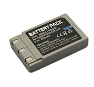 800mah minolta cámara digital de baterías sg-np500/np600 aplicable 310Z 400Z 410Z 500Z 510Z NP500