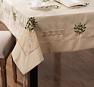 100% Cotton Square Table Cloths