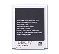 2100mAh High Quality Rechargeable Li-ion Battery for Samsung Galaxy S3 I9300