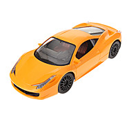 4Wd Steering Wheel Remote Control Car 1/16 Scale Rc Car On Road With Light