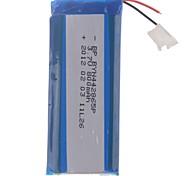 3.7V 800mAh de litio polímero de litio para teléfonos móviles MP3 MP4 (44 * 28 * 65)
