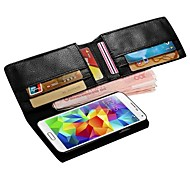 Supper Wallet Case for Samsung Galaxy S5 i9600 Business Style
