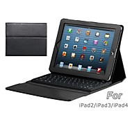 2-in-1 Bluetooth Keyboard and Case for iPad 4/3/2