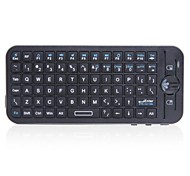 iPazzPort KP-810-16 2.4G RF Wireless 82 Key Keyboard Air Mouse
