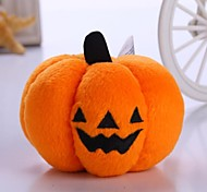 Halloween Plush Pumpkin for Pet Dogs and Cats