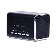 Mini Speaker Portátil JH-MD05 para SD, Mini SD Card / TF, U-disco, MP3/MP4/MP5
