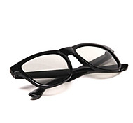 Le-Vision Polarized Light Side by Side Patterned Retarder 3D Glasses for Cinema and General 3D TV