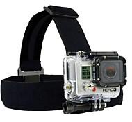 Accessori GoPro Imbracatura Petto / Fascia per il petto / Fissaggio Frontale / Con bretelle / Accessori Kit Galleggiante, Per-Action cam,