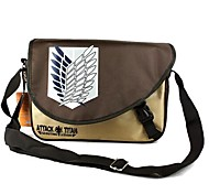 bolsa Attack on Titan Cosplay Animé Accesorios Cosplay PVC