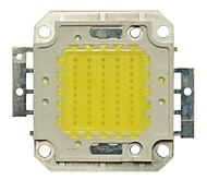jiawen® 4000-4500lm 50w 6000k bianco freddo led chip (dc 30-33v)