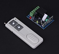ZnDiy-BRY DC12V Mini Independent 1-Channel Learning Code Receiving Plate /Remote Controllert