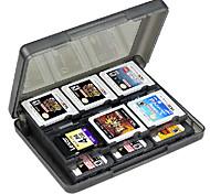 черные рога 28-в-1 игра хранения случаи карты для 3ds 3dsll