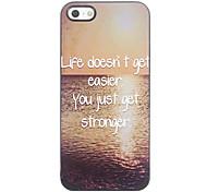 Holen Sie sich stärker Ausführung Aluminium Hard Case für iPhone 4/4S