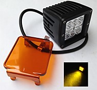 18W 12/24V CREEChip LED Work Light LED 814 for Cars or Trucks