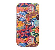 BUGS ® The Holiday Collection Full Body Case with Auto Sleep/Wake up for iPhone 5/5S