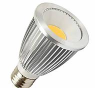LOHAS Lâmpada de Foco Regulável E26/E27 7 W 550-630 LM 6000-6500K K Branco Frio 1 LED de Alta Potência AC 100-240 V MR16