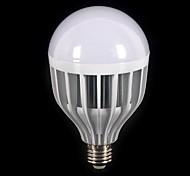 36w e27 72x5730smd 2880-3240lm 3000-3500k luz caliente del color blanco llevó bulbos del globo (220v)