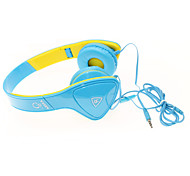 KE-400 Stereo Headphone for Computer/Media Player (Blue)