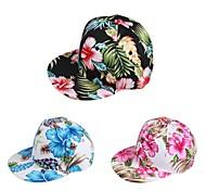 y la impresión de la moda del sombrero del sol de los hombres de las mujeres al aire libre