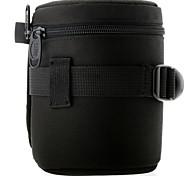 SAFROTTO nueva-e14 protector de la bolsa de nylon acolchada lente de la caja de lente de la cámara (150 mm x 110 mm x 110 mm)