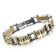 Z&X®  Men's Fashion Generous Personality Titanium Steel Bracelet