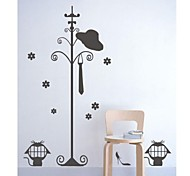 Still Life Fashion Landscape Shapes Abstract Fantasy Wall Stickers Plane Wall Stickers Decorative Wall Stickers MaterialWashable