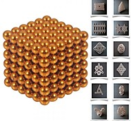 216pcs 5mm DIY Buckyballs and Buckycubes Magnetic Blocks Balls Toys