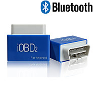 XTOOl® iOBD2 OBD2/EOBD2 Bluetooth Diagnostic Scanner Tool for Android