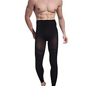 Fashion Men' S Thin Carry Buttock Thin Leg Ninth Pants Slimming Pants Body Shaper Tighten The Dewlap NY021