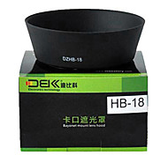 DBK HB18 Lens Hood for NIKON  AF-S 28-105mm f/3.5-4.5D IF