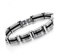 Z&X®  Men's Fashion Joker Titanium Steel Bracelet