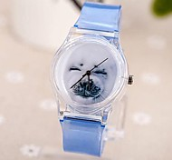 Women's Fashion Personality Leisure Jelly Seal Watch