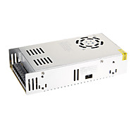 30A 360W DC 24V to AC110-220V Ferric Power Supply with Fan for LED Lights