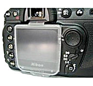Bevik-max BM-8 Protective Cover LED Screen Protector for Nikon D300
