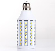15W E26/E27 Bombillas LED de Mazorca T 84 SMD 5050 1200-1400LM lm Blanco Natural Decorativa AC 100-240 / AC 110-130 V