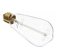 MLSLED E26/E27 60 W 6 360-420 LM Warm White T Corn Bulbs AC 220-240 V