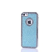 Protective Shining Glitter ABS Back Case for iphone 5/5S