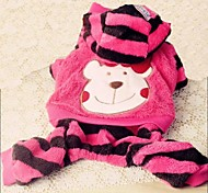 Mode für Haustiere schöne kleine Bär vier Füßen Kleidungsstück für Haustiere Hunde (verschiedene Farben, Größen)