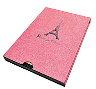A5 Design of Eiffel Tower DIY Album(Green,Red,Brown,Black,Grey)