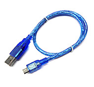 Cabo 1.5m 2.0 usb para mp3 camera / mp4