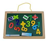 двусторонняя магнитная доска для детских игрушек головоломки
