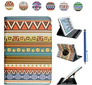 tribal caso del modello tappeto per ipad mini 3, ipad mini 2, mini ipad (colori assortiti)