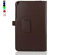 8 Inch Lichee Pattern Stand Case for ASUS MeMO Pad 8 ME181C(Assorted Colors)