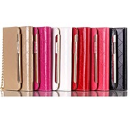 5.5 Inch Shoulder Bag Pattern Wallet Leather Case  for iPhone 6 Plus(Assorted Colors)