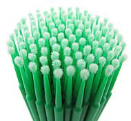 100шт 0,20 мм высококачественный переработке хлопка палка накладные ресницы / снятия макияжа с глаз