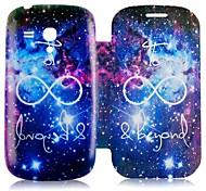 casebox® cielo colorido caso de cuerpo completo para mini i81900 samsung galaxy s3