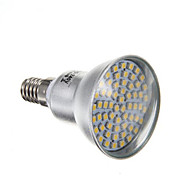 4W E14 LED Spotlight PAR38 60 SMD 3528 180 lm Warm White AC 220-240 V