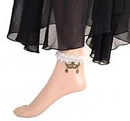 Fashion Mask Lace Anklet