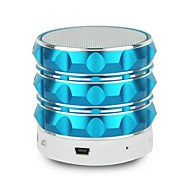 Pindu™ Mini Bluetooth Stereo Subwoofer Speaker with TF/USB Port and FM Transmitter for Mobile Phone/Laptop/Tablet PC